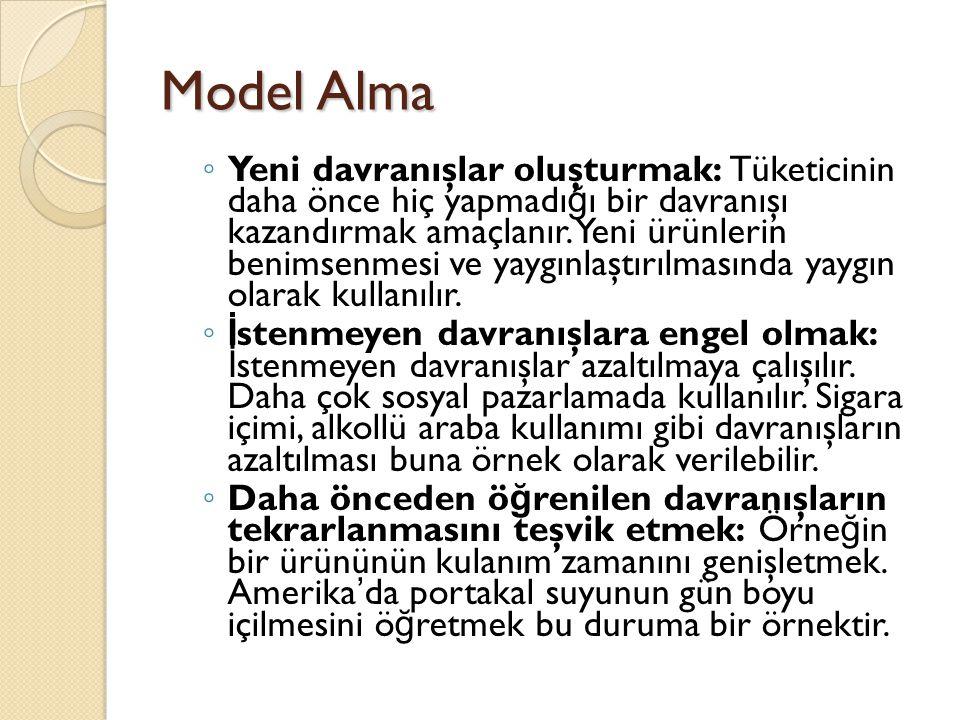 Model Alma