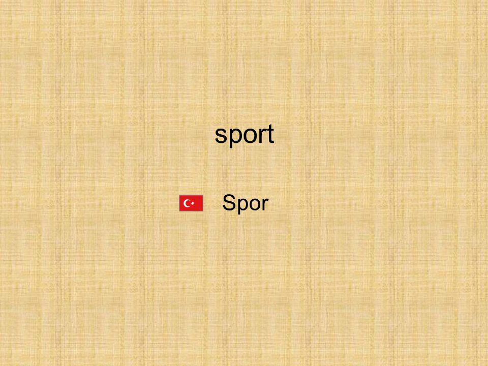 sport Spor
