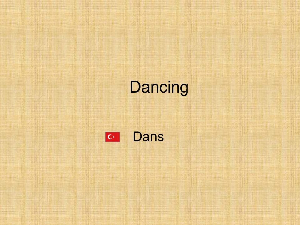 Dancing Dans
