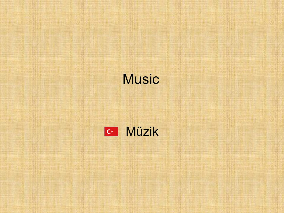 Music Müzik