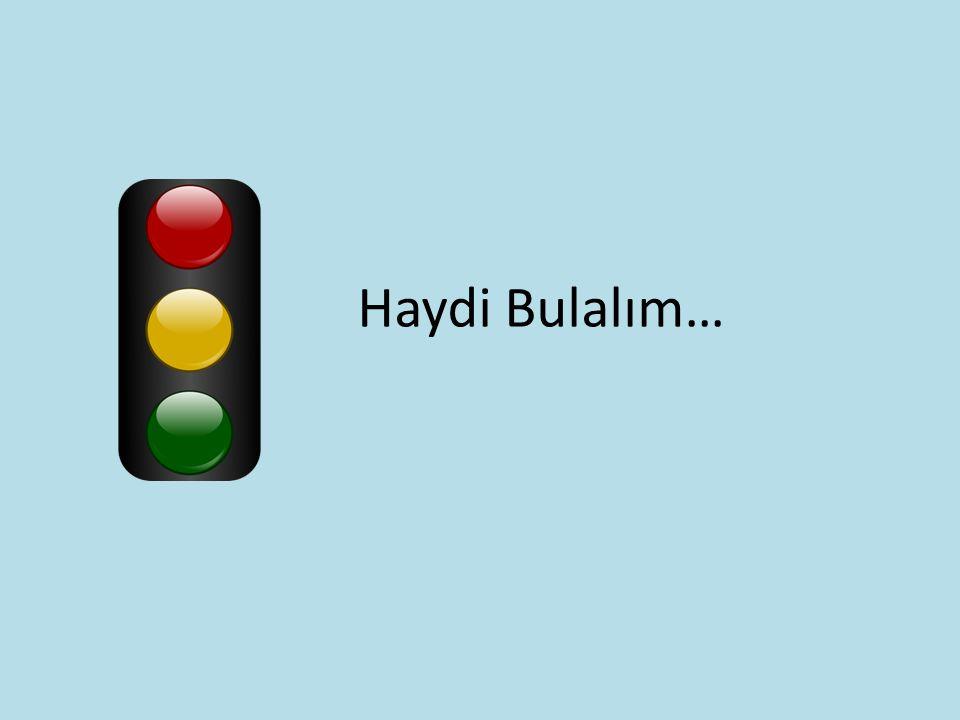 Haydi Bulalım…