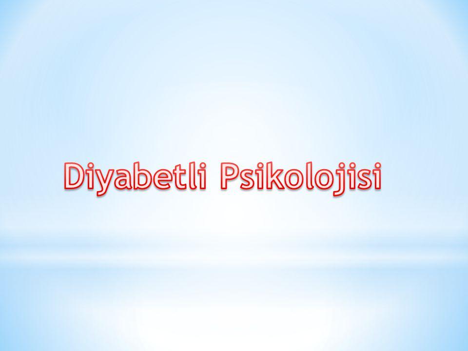 Diyabetli Psikolojisi