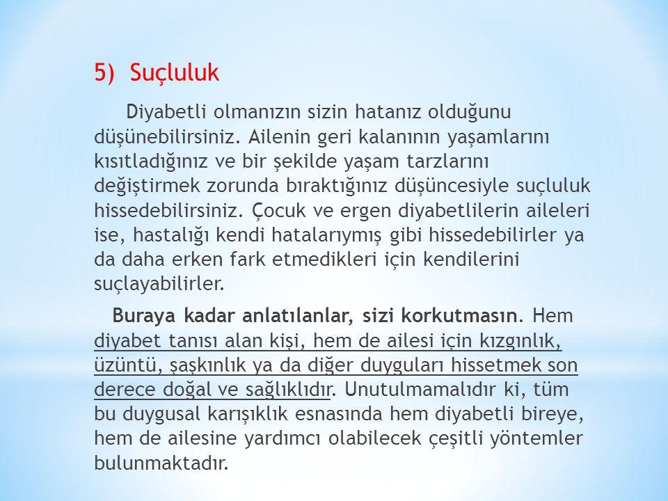 5) Suçluluk
