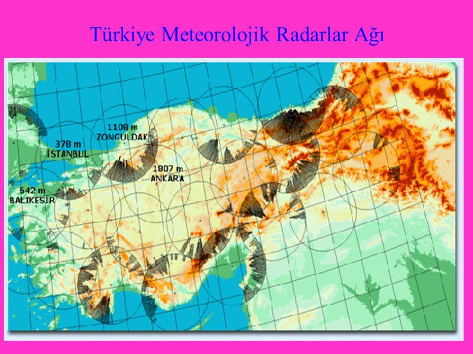 Türkiye Meteorolojik Radarlar Ağı