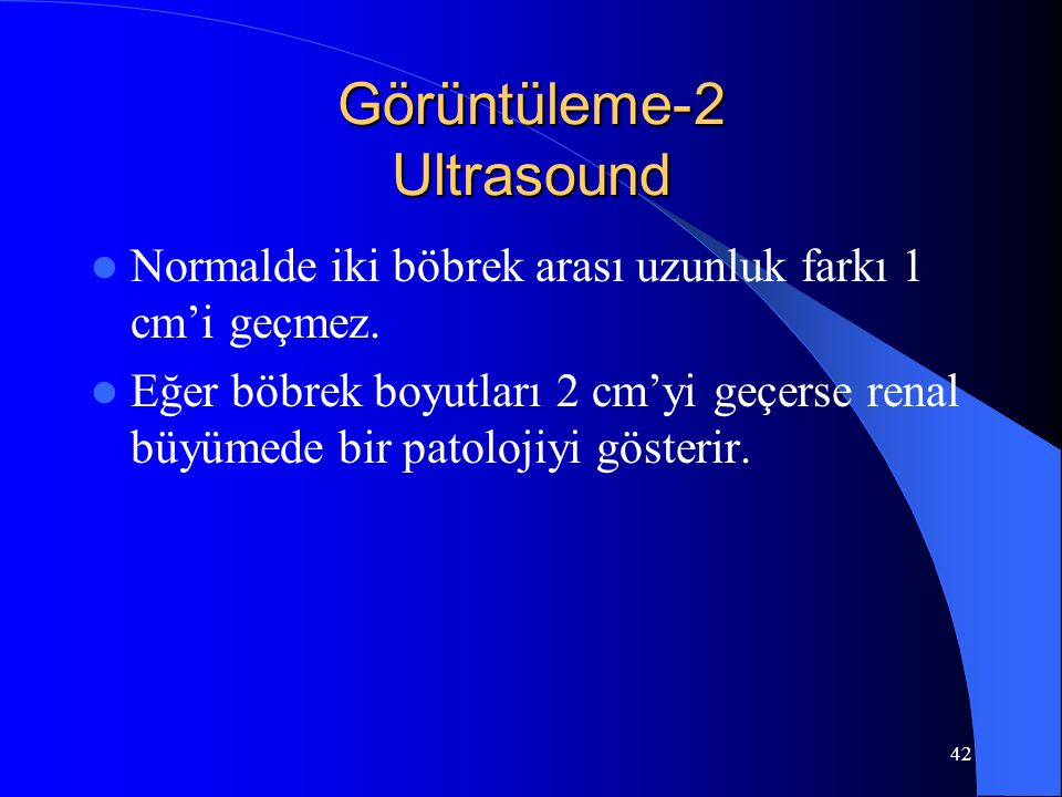 Görüntüleme-2 Ultrasound