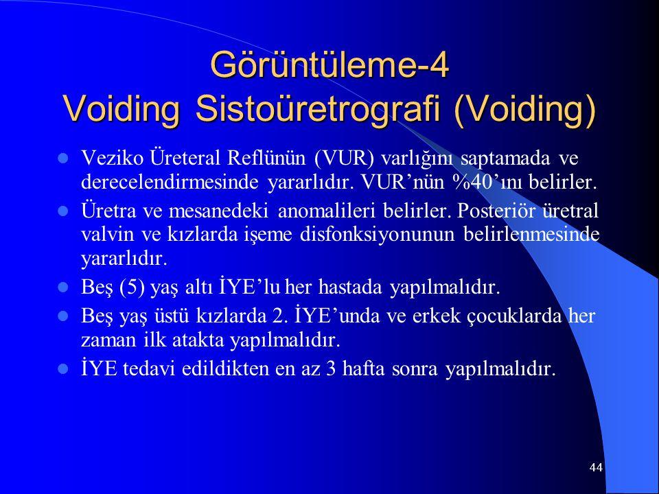 Görüntüleme-4 Voiding Sistoüretrografi (Voiding)