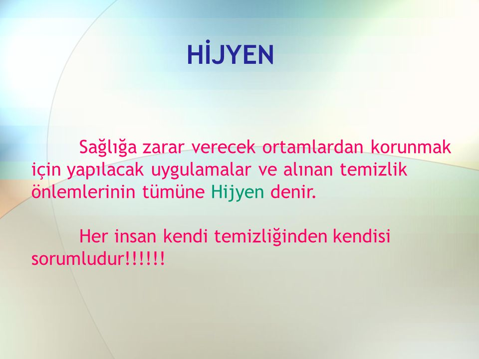 HİJYEN