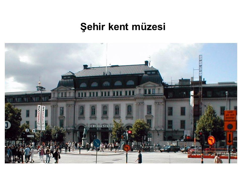 Şehir kent müzesi