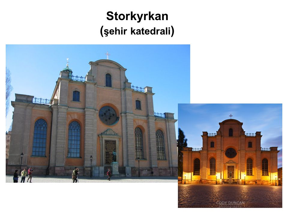 Storkyrkan (şehir katedrali)