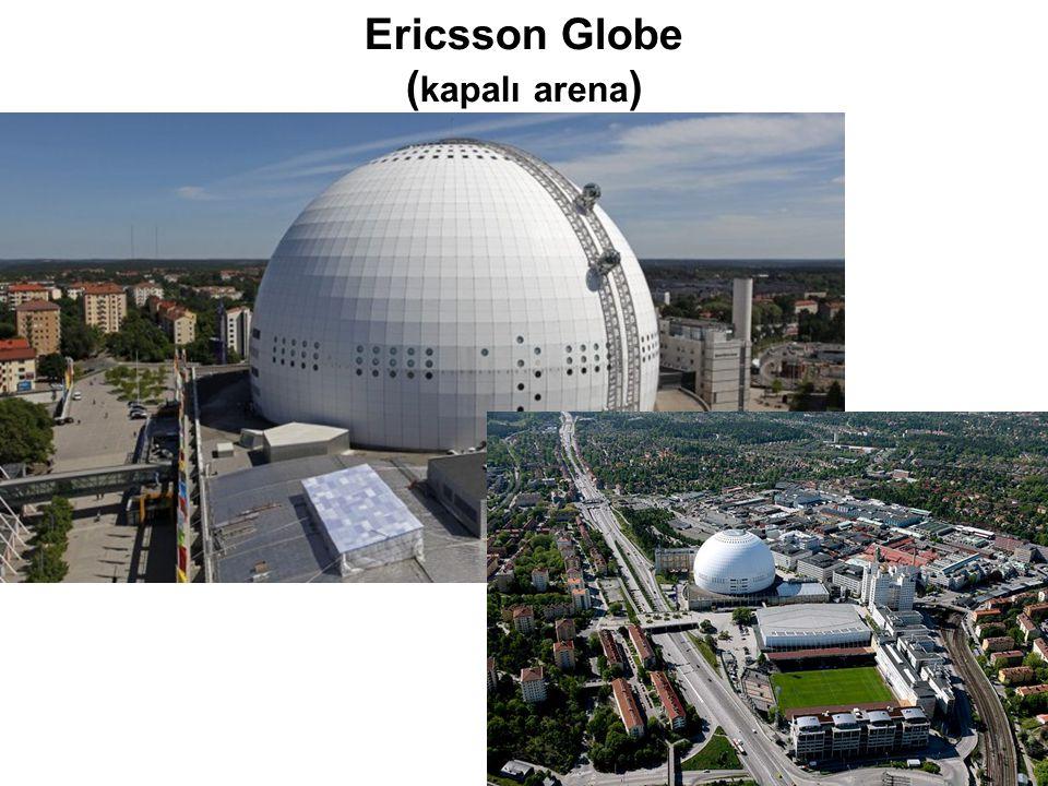 Ericsson Globe (kapalı arena)