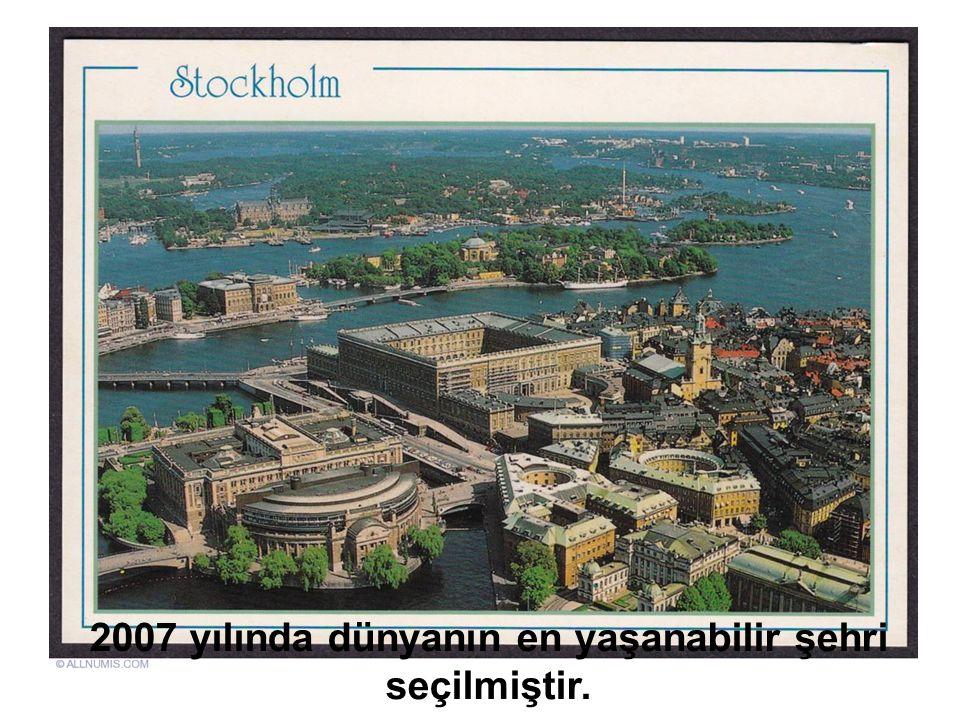 2007 yılında dünyanın en yaşanabilir şehri seçilmiştir.