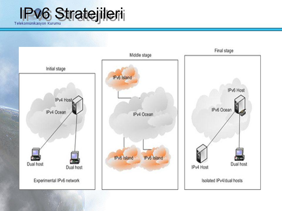 IPv6 Stratejileri