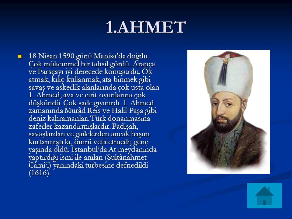1.AHMET