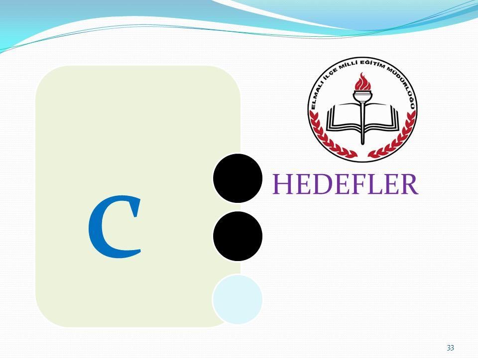c HEDEFLER