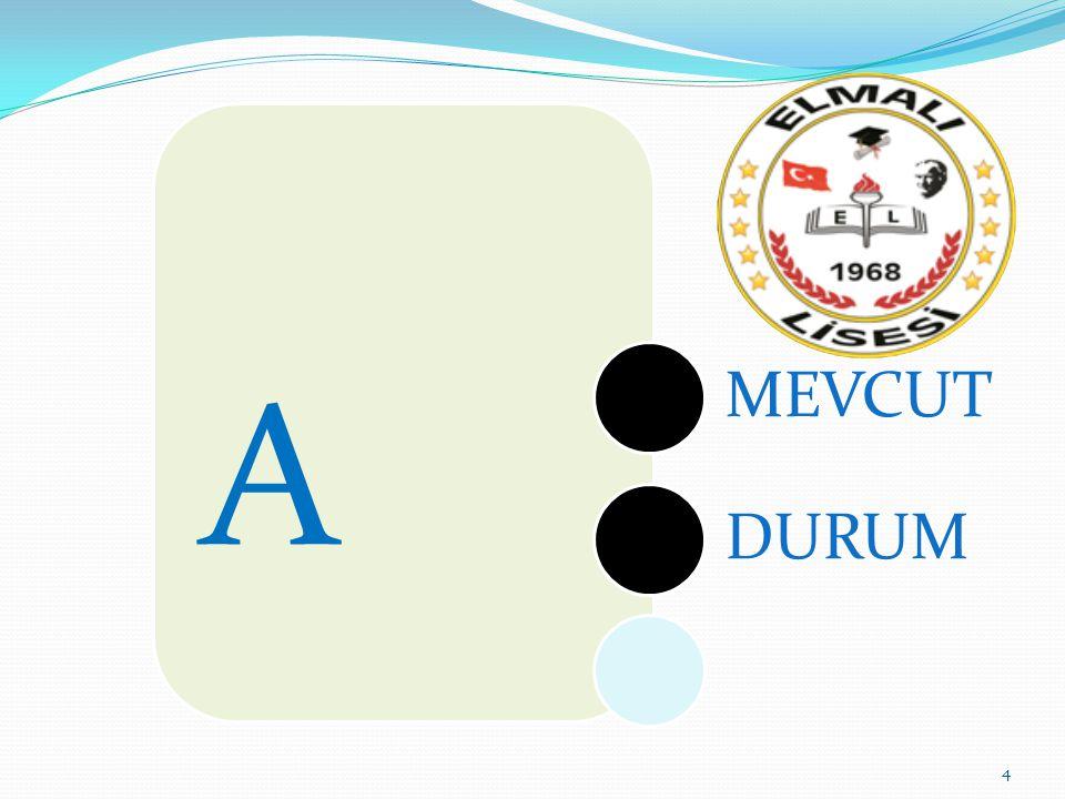 A MEVCUT DURUM