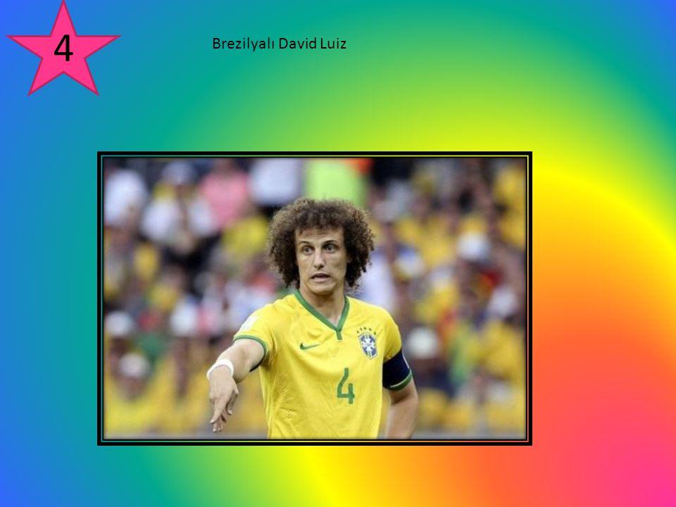 4 Brezilyalı David Luiz
