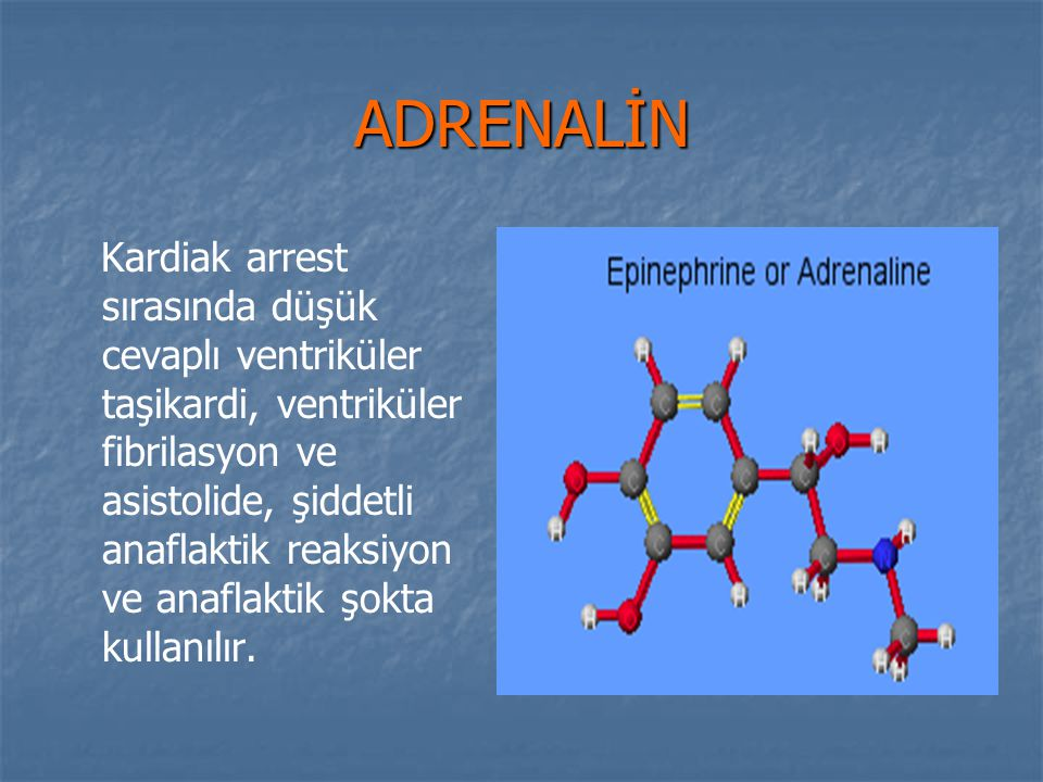 ADRENALİN