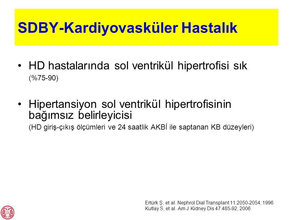 SDBY-Kardiyovasküler Hastalık