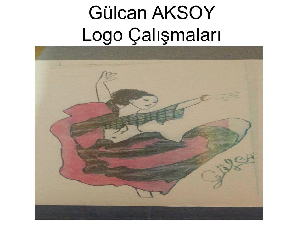 Gülcan AKSOY Logo Çalışmaları