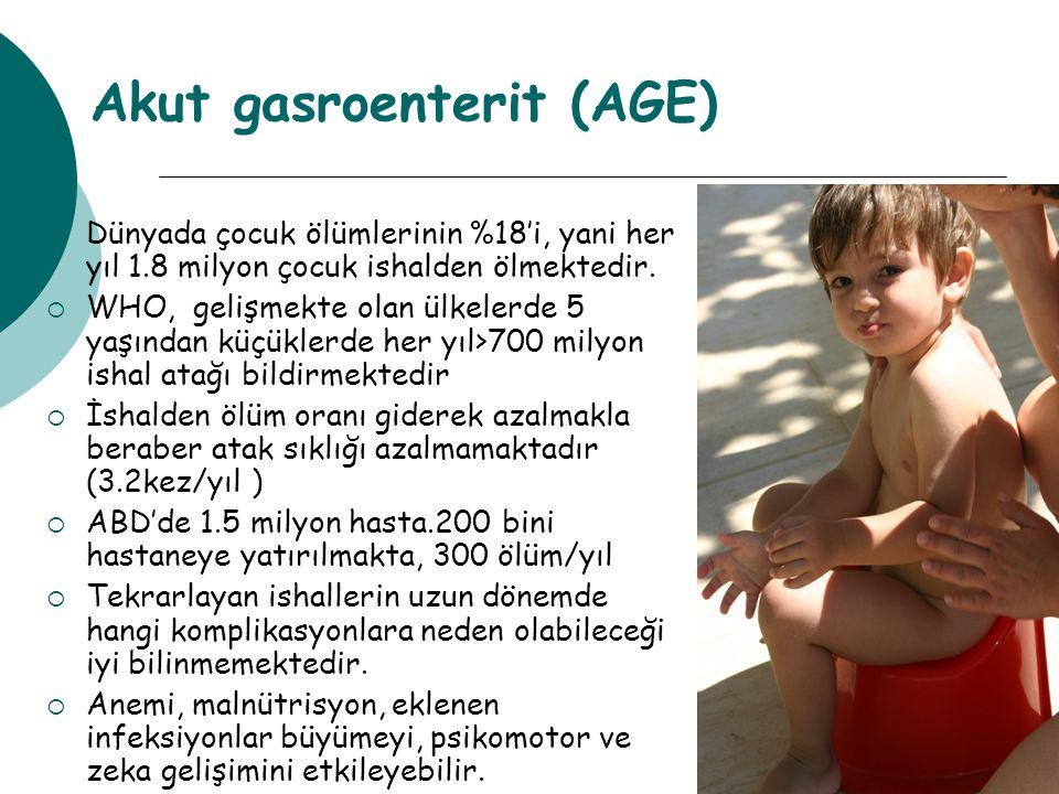 Akut gasroenterit (AGE)