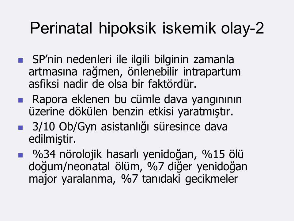 Perinatal hipoksik iskemik olay-2