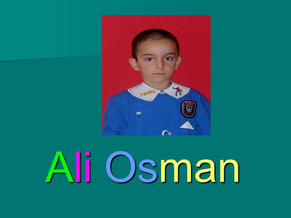 Ali Osman