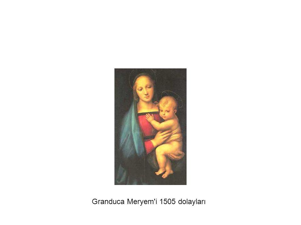 Granduca Meryem i 1505 dolayları