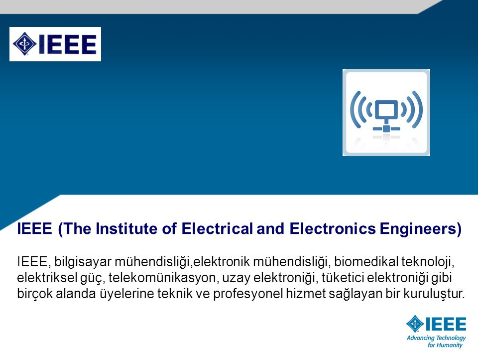 Institution of electronics engineers what 28 images for Ieee definition