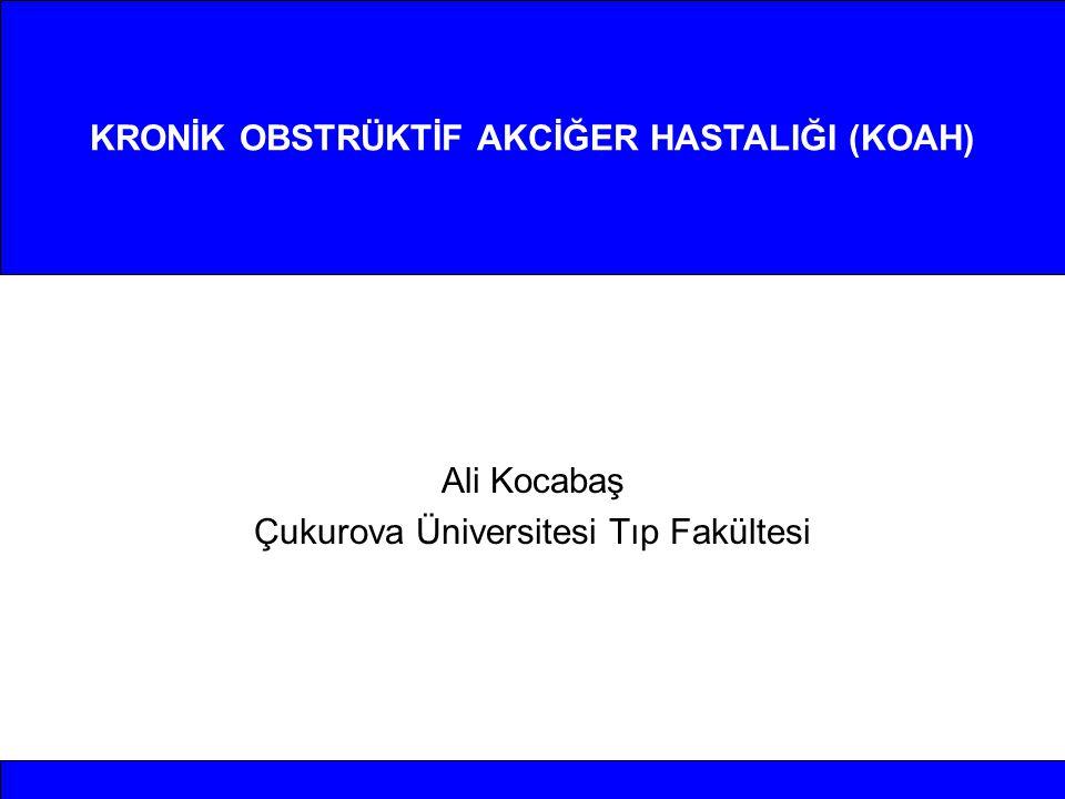 Ali Kocabaş Çukurova Üniversitesi Tıp Fakültesi