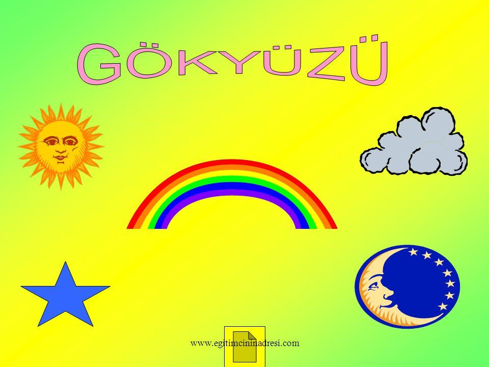 GÖKYÜZÜ www.egitimcininadresi.com