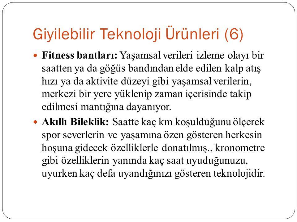 Giyilebilir Teknoloji Ürünleri (6)