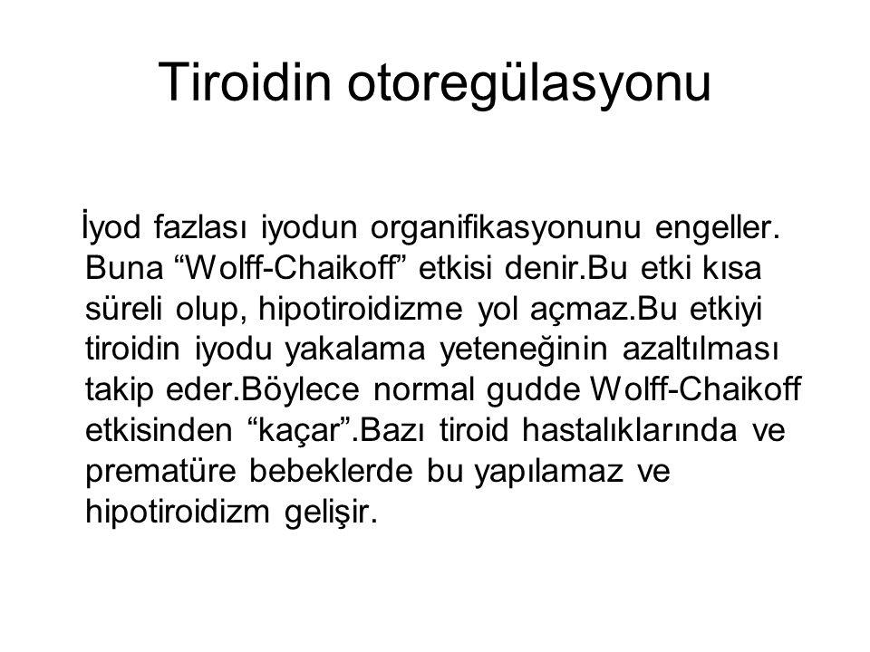 Tiroidin otoregülasyonu