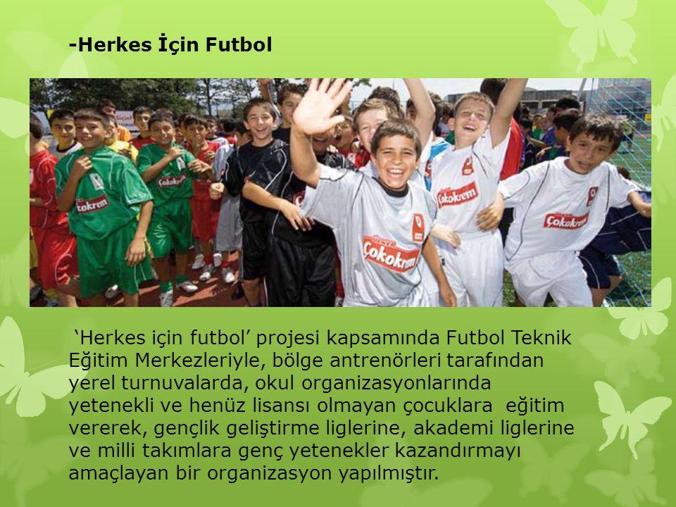 -Herkes İçin Futbol