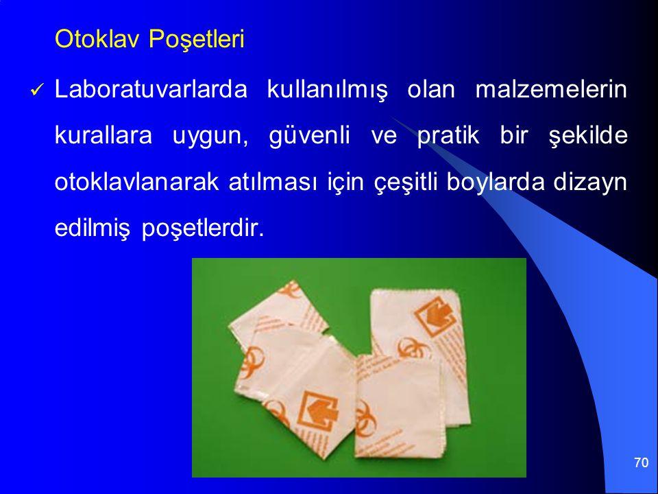 Otoklav Poşetleri