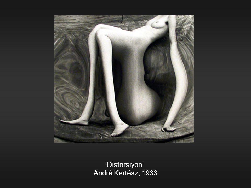 Distorsiyon André Kertész, 1933