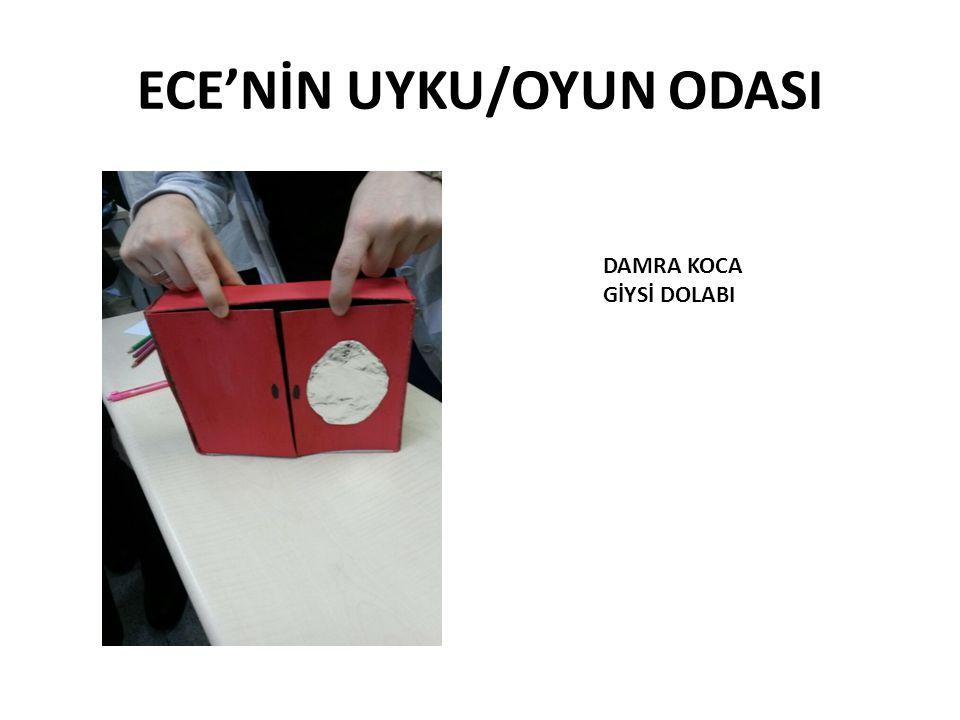 ECE'NİN UYKU/OYUN ODASI