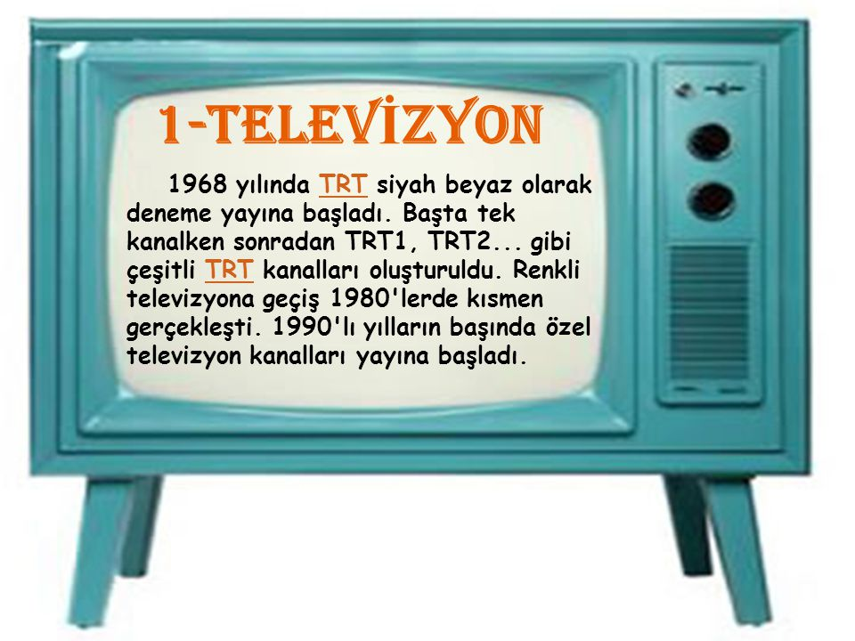 1-TELEVİZYON