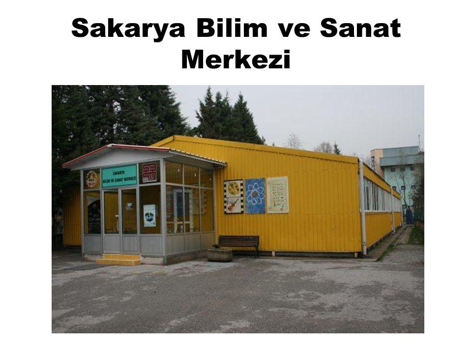 Sakarya Bilim ve Sanat Merkezi