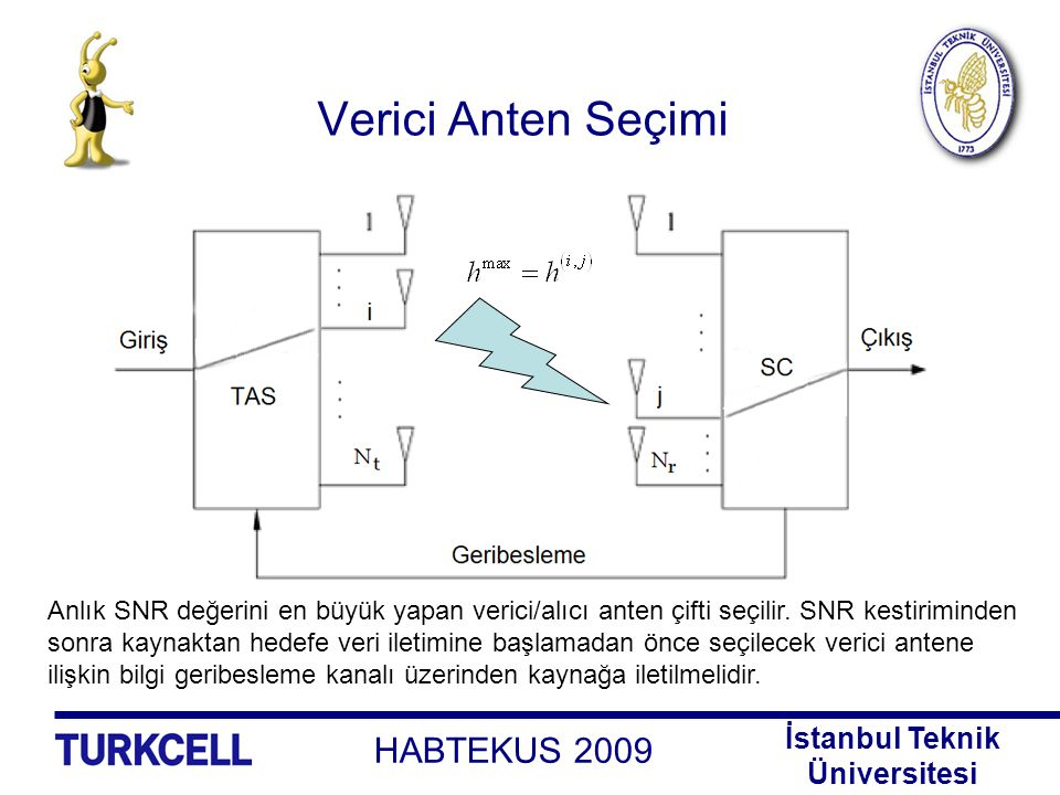 Verici Anten Seçimi