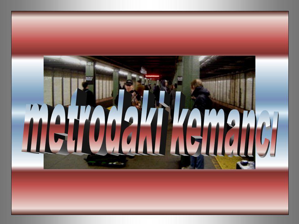 metrodaki kemancı