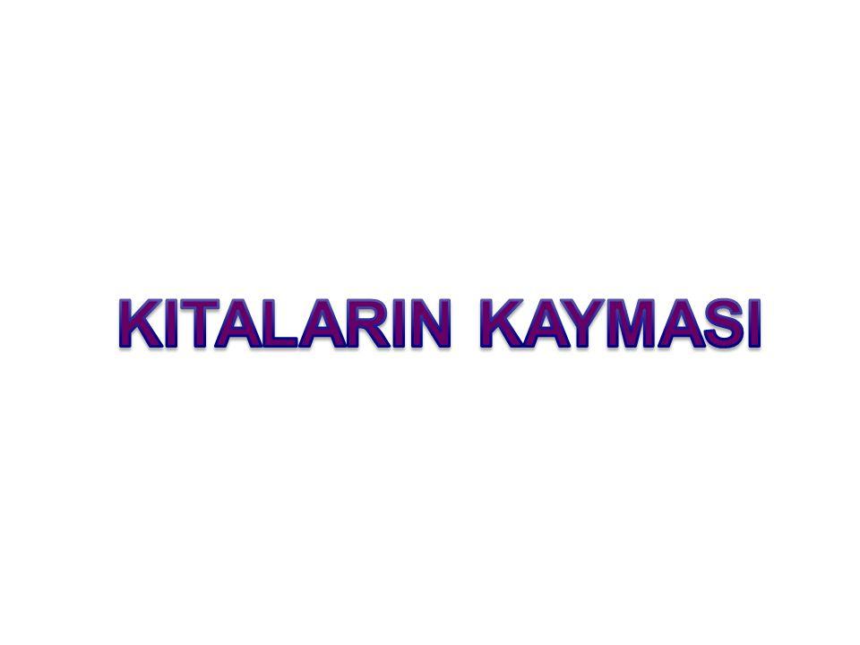 KITALARIN KAYMASI