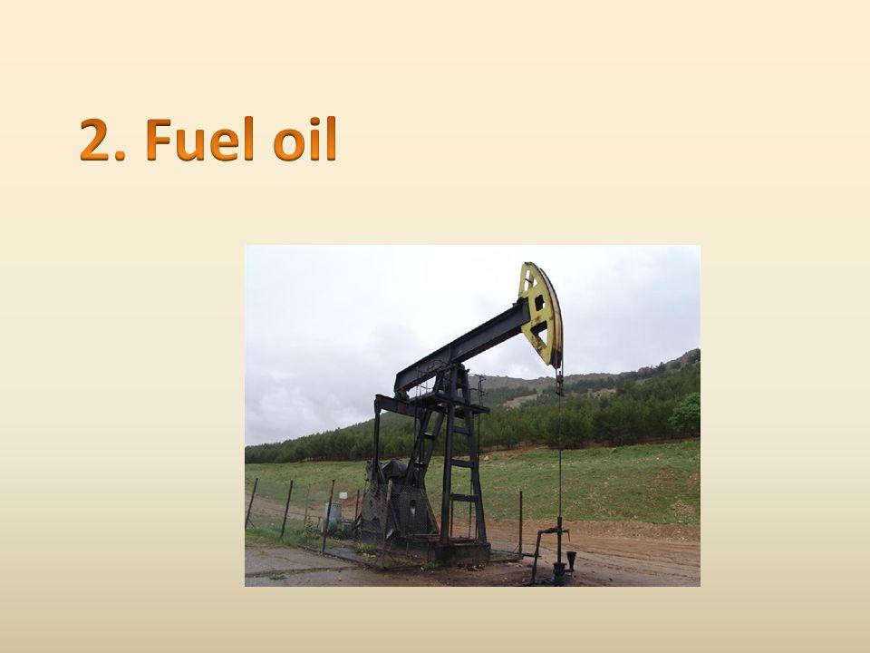 2. Fuel oil