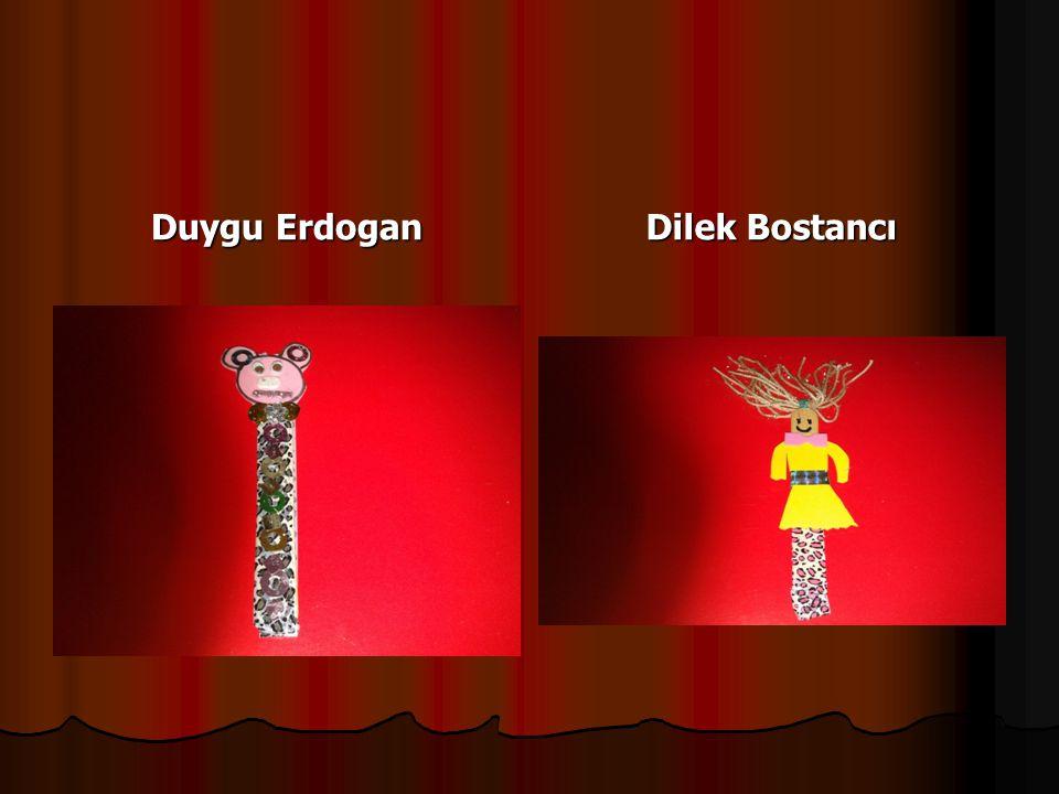 Duygu Erdogan Dilek Bostancı