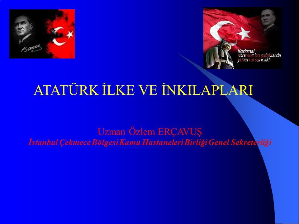 İstanbul Çekmece Bölgesi Kamu Hastaneleri Birliği Genel Sekreterliği