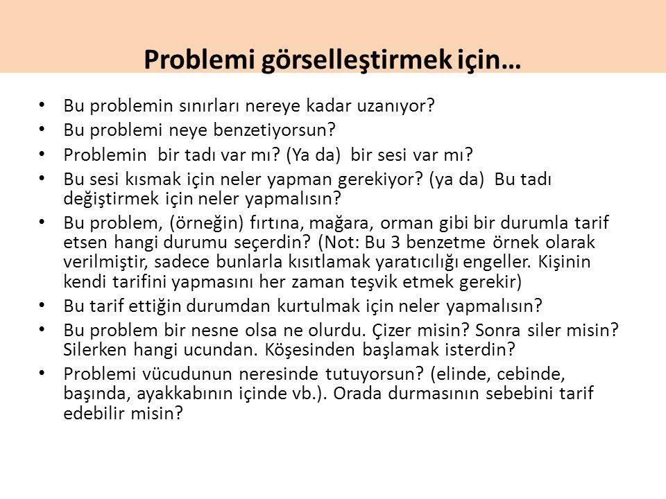 Problemi görselleştirmek için…