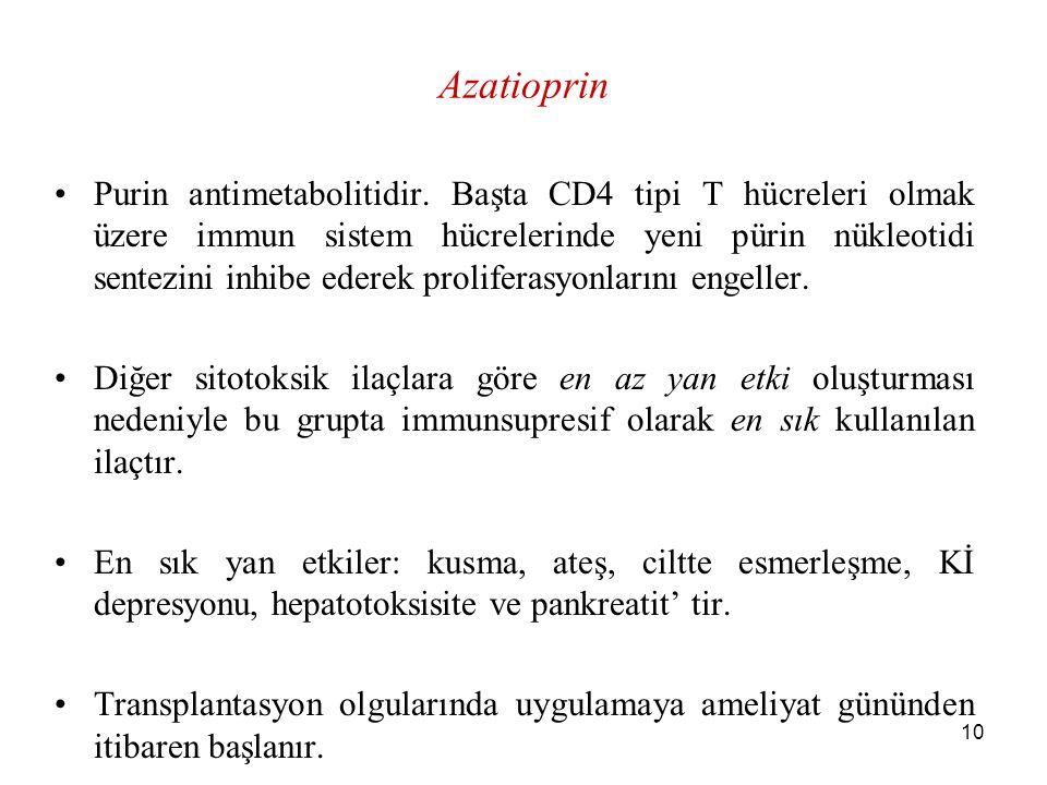Azatioprin