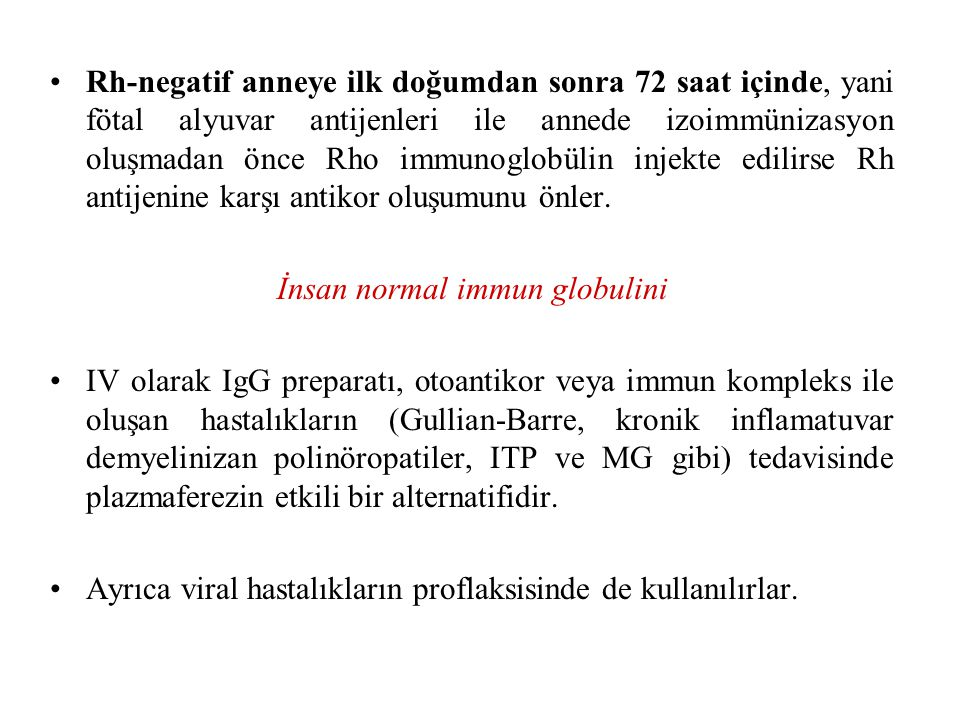 İnsan normal immun globulini