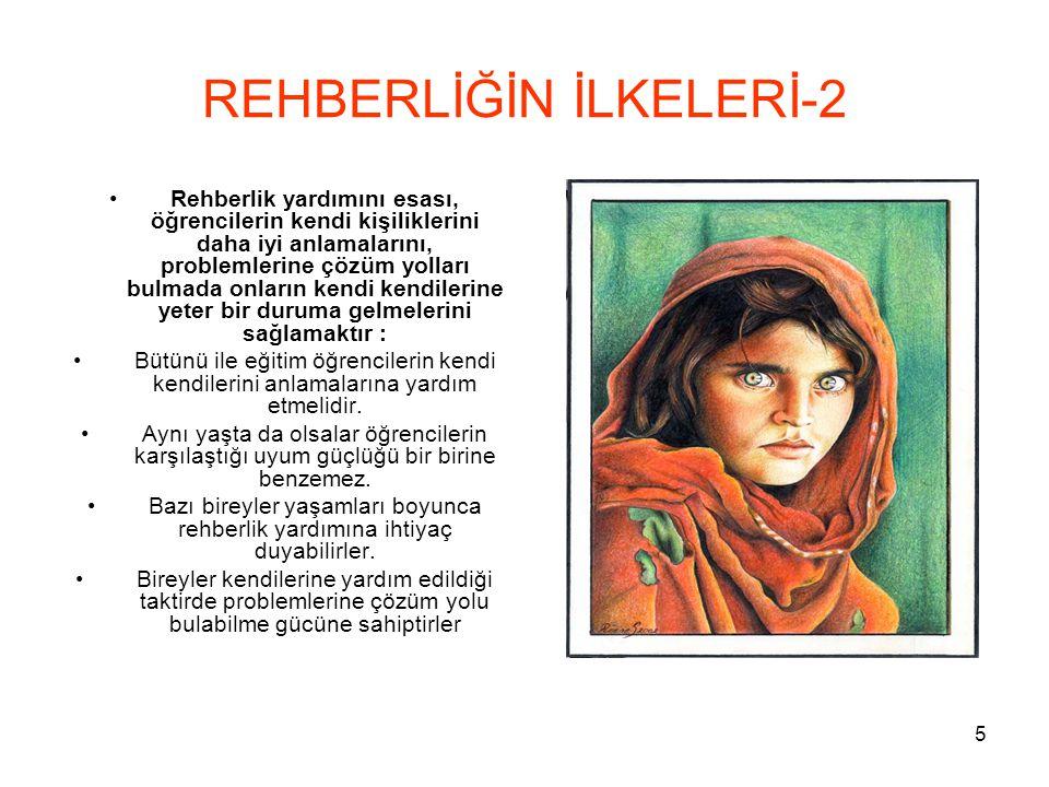 REHBERLİĞİN İLKELERİ-2