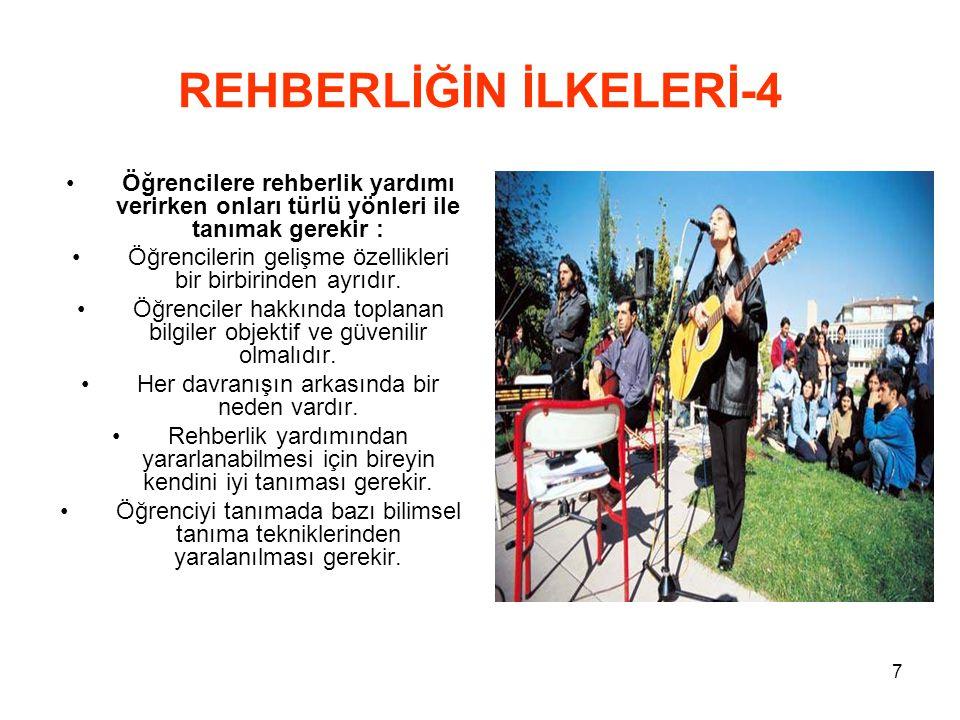 REHBERLİĞİN İLKELERİ-4