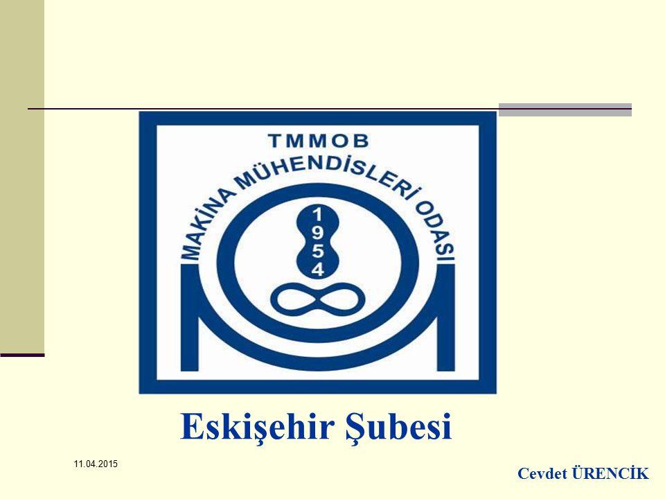 Eskişehir Şubesi Cevdet ÜRENCİK 11.04.2017 CMF